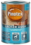 Лак Pinotex Lacker Aqua матовый 1л
