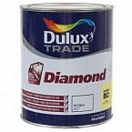 Краска Dulux Professional Diamond Matt матовая BC  4,5л