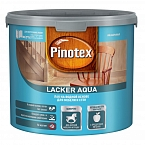 Лак Pinotex Lacker Aqua матовый 2,7л